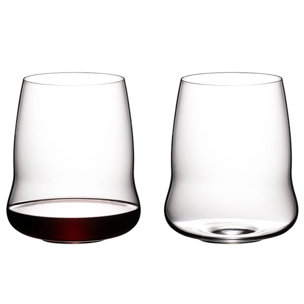 Riedel Winewings Cabernet Sauvignon Stemless Wine Glasses - Set of 2