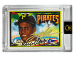 Topps Project 2020 - 1955 Roberto Clemente - GOLD AUTOGRAPH