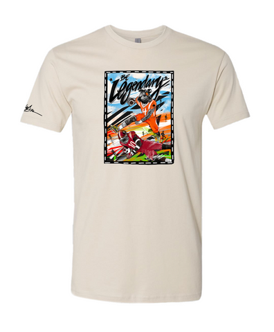 """Be Legendary"" Clemson T-Shirt"