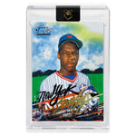 Edition of 99 - 1985 Dwight Gooden - GOLD AUTOGRAPH