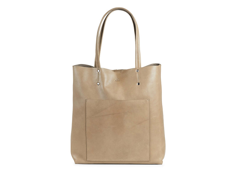 ANTONELLA SHOPPER, ANTIQUE, CAMEL