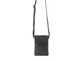 MARA CROSSBODY BAG, GRAIN, BLACK - Dyrberg/Kern NZ