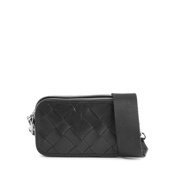 ENA CROSSBODY ANTIQUE - BLACK