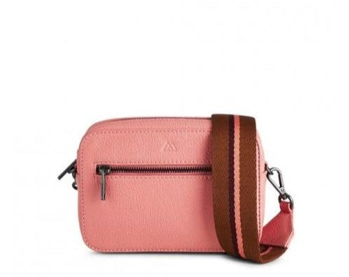 ELEA CROSS BODY BAG CORAL