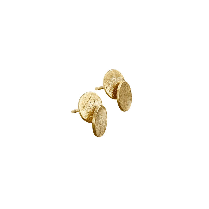 ARAI GOLDEN EARRINGS SMALL J3250AR023200