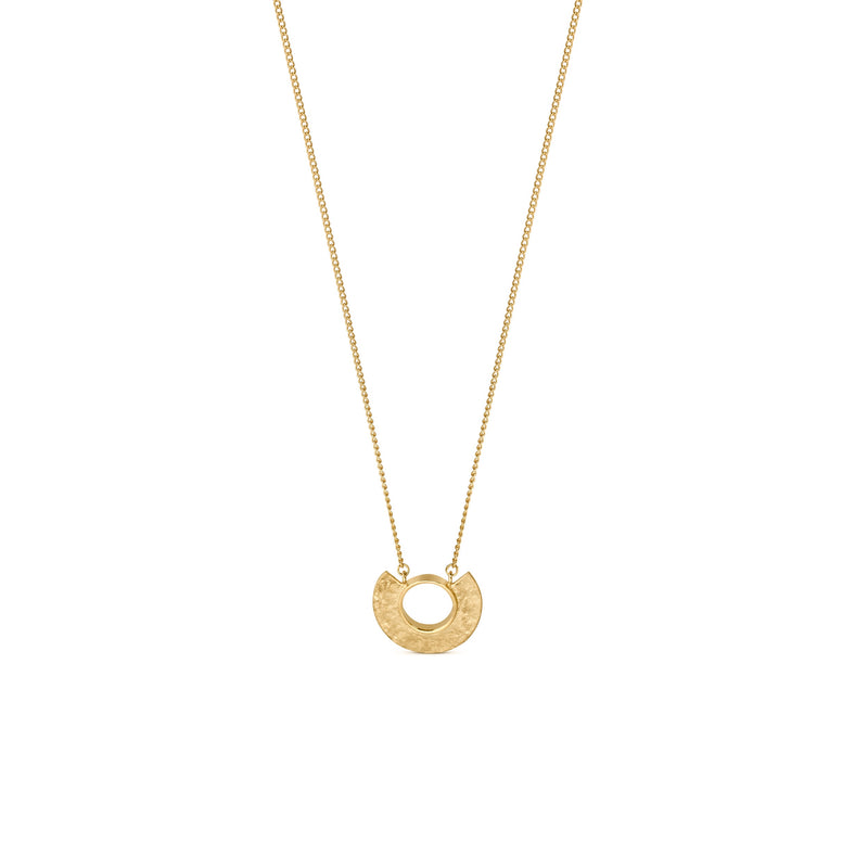 MINOICA GOLD NECKLACE SMALL J3341CO023200 - Dyrberg/Kern NZ