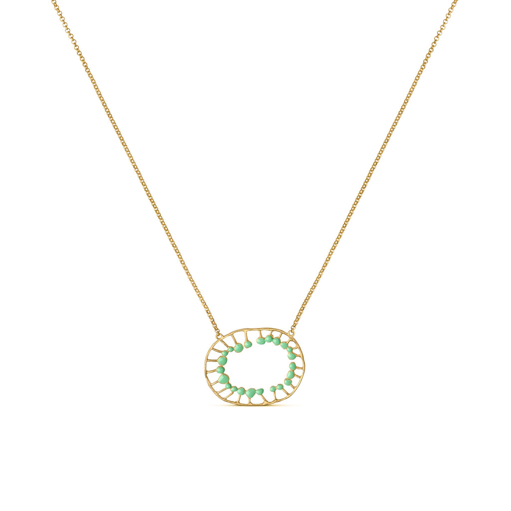 SECRET MINT NECKLACE