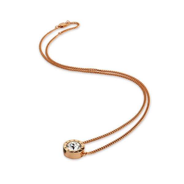 LOUISE RG CRYSTAL NECKLACE