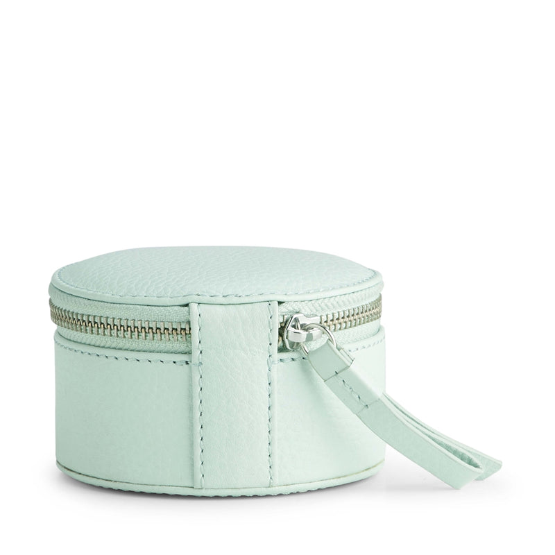 LOVA JEWELLERY BOX, L, GRAIN MINT