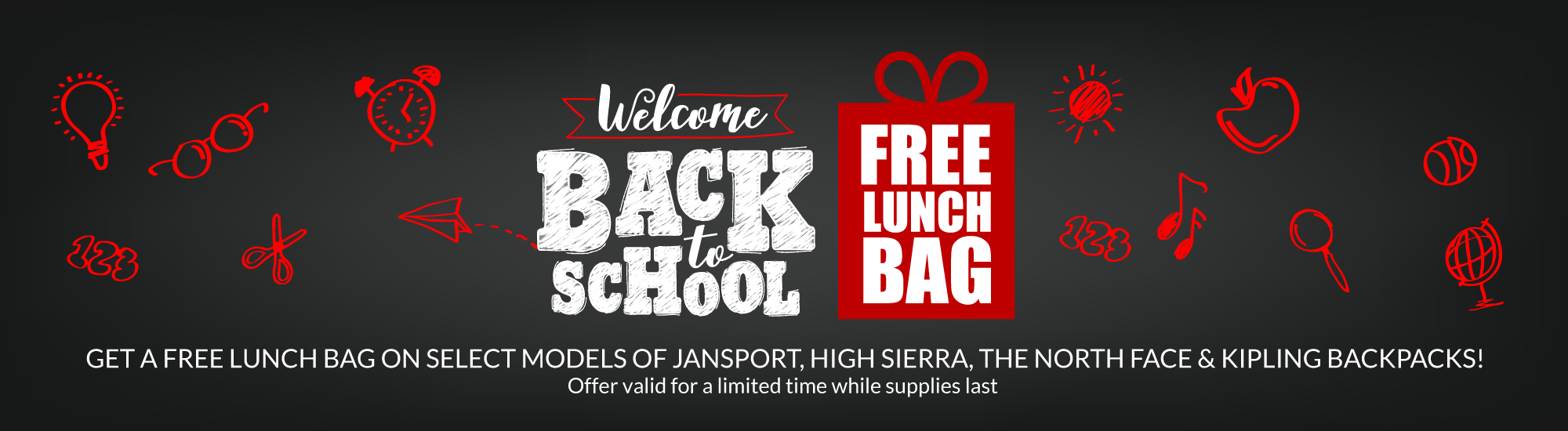 Back to School Backpack Sale Canada