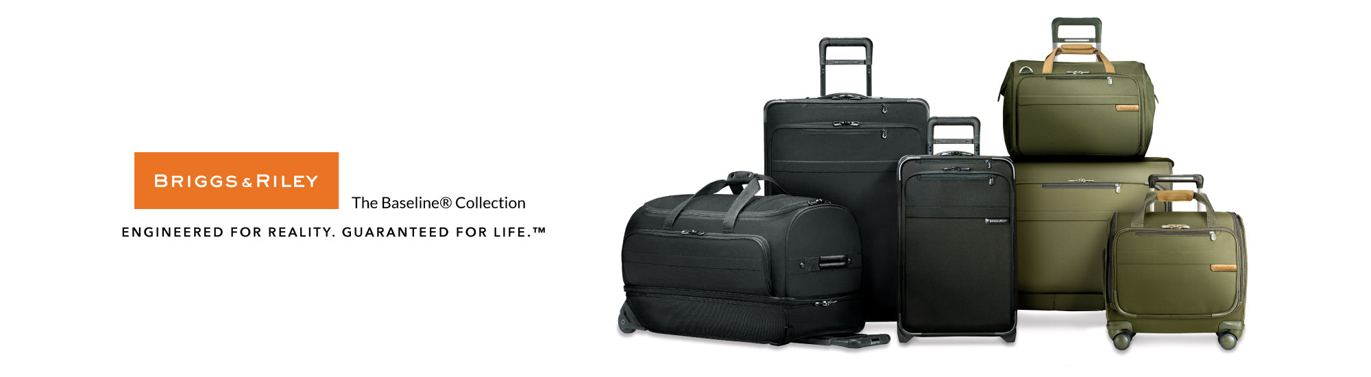 Briggs and Riley Baseline Luggage - Canada Luggage Depot
