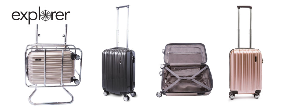 Explorer Classic Carry On Luggage - Top Ten Carry On Luggage Canada