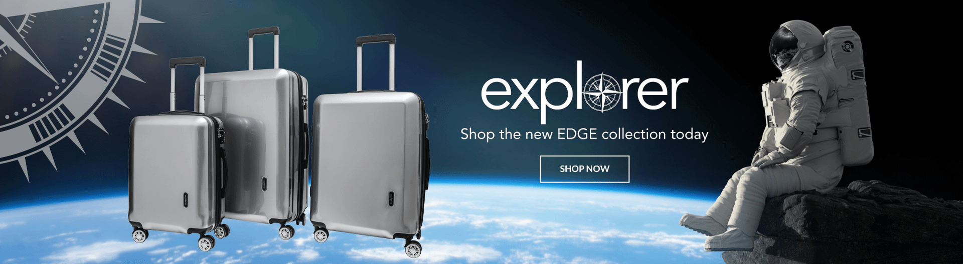 Explorer Edge Lightweight Luggage Canada Luggage Depot