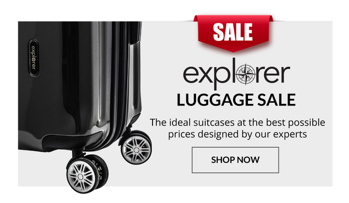Explorer Luggage Canada