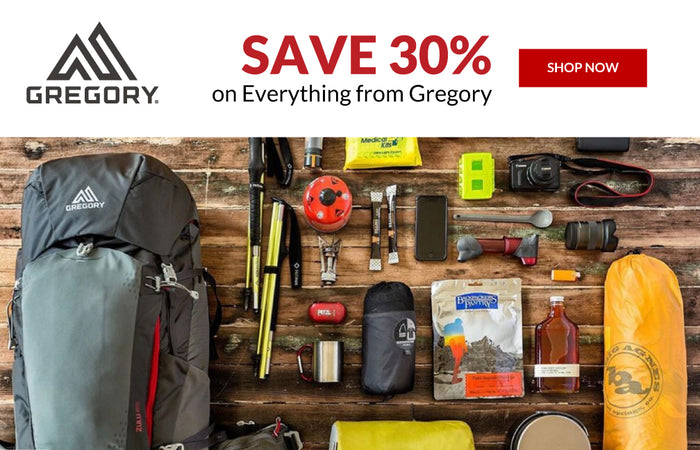 Gregory Black Friday Sale Canada