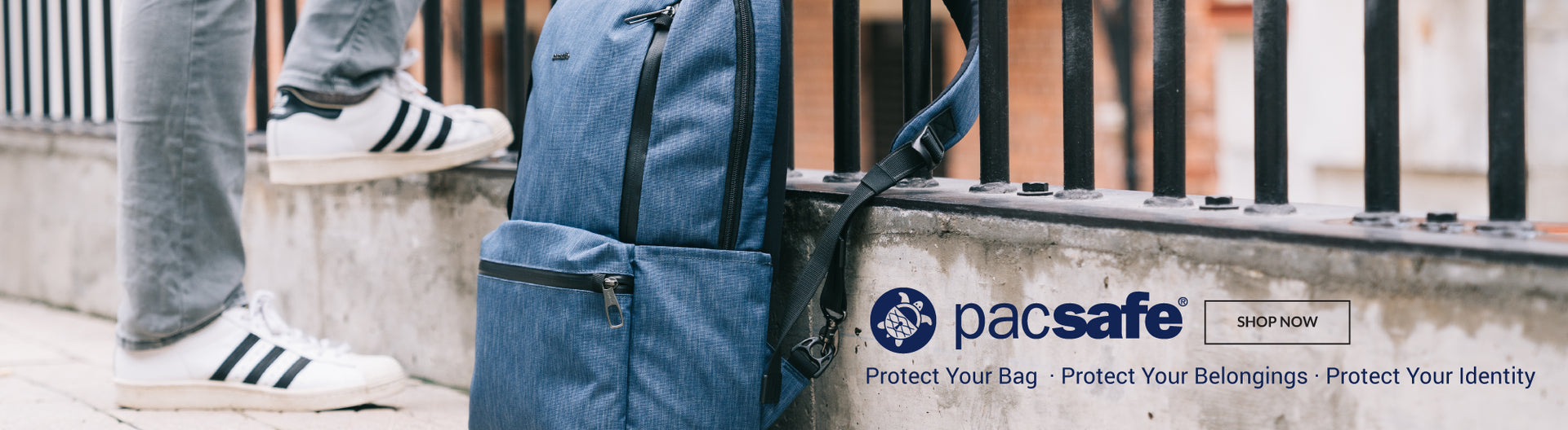 Pacsafe Anti-Theft Bags Canada