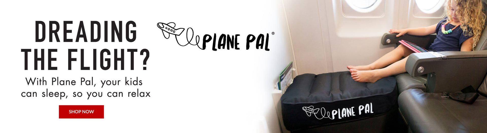 Plane Pal Travel Pillow for Kids - Canada Luggage Depot