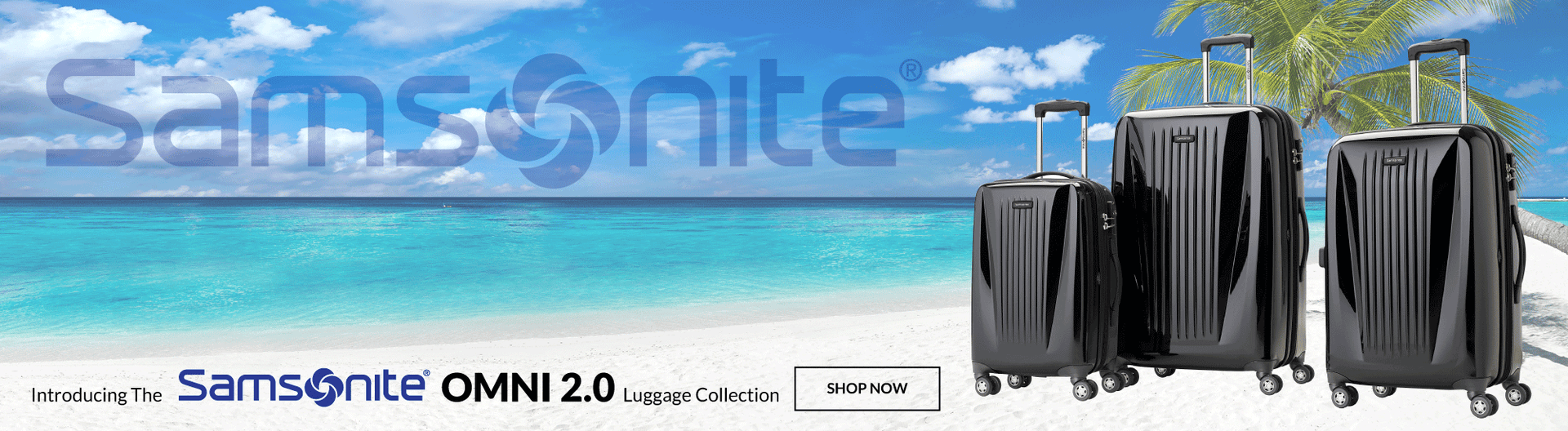 Samsonite Omni 2.0 Luggage Sale - Canada Luggage Depot