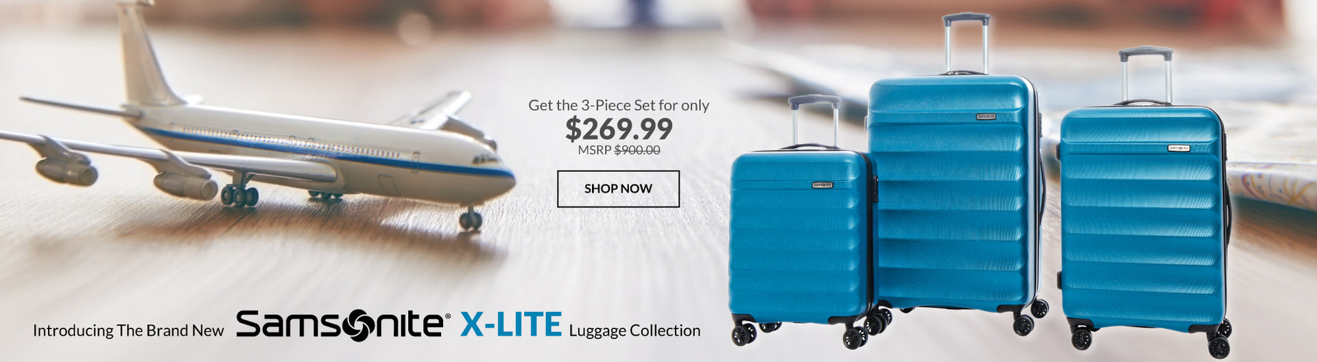 Samsonite X-Lite Luggage Sale - Canada Luggage Depot