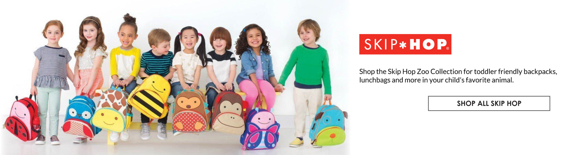 Skip Hop Backpacks and Lunch Bags - Canada Luggage Depot