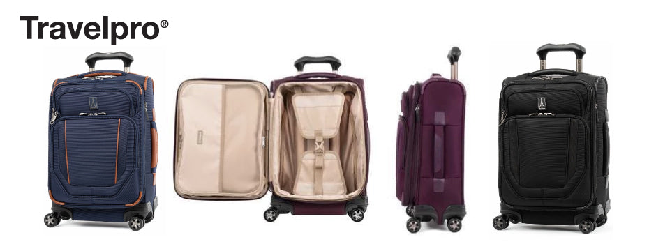 Travelpro Crew Versapack™ Global Carry On Expandable Spinner Luggage