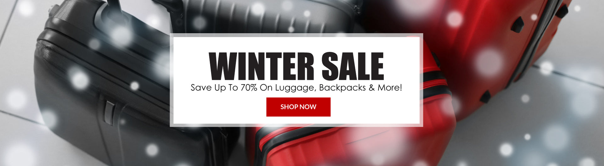 Canada Luggage Depot Sale and Clearance Boxing Day Deals