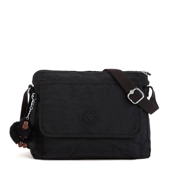 Kipling Aisling Crossbody Bag - Black T