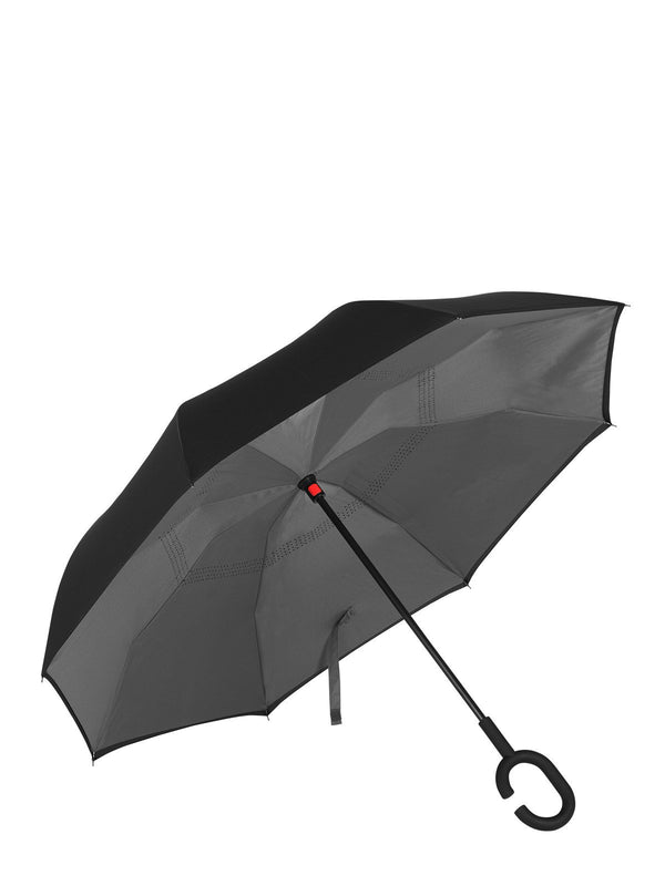 Belami by Knirps Reversible Stick Umbrella