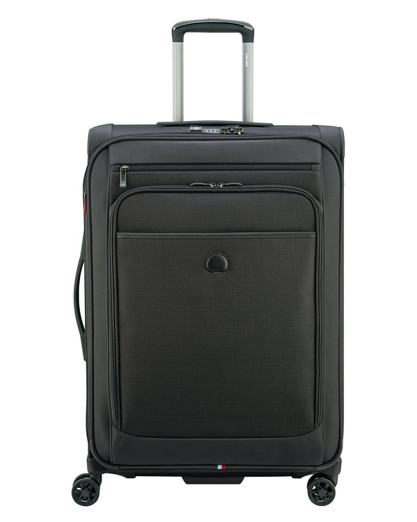Delsey Helium Pilot 4.0 3 Piece Expandable Spinner Luggage Set