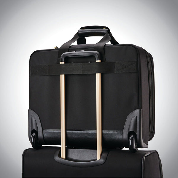 Samsonite Mobile Solution Upright Wheeled Mobile Office