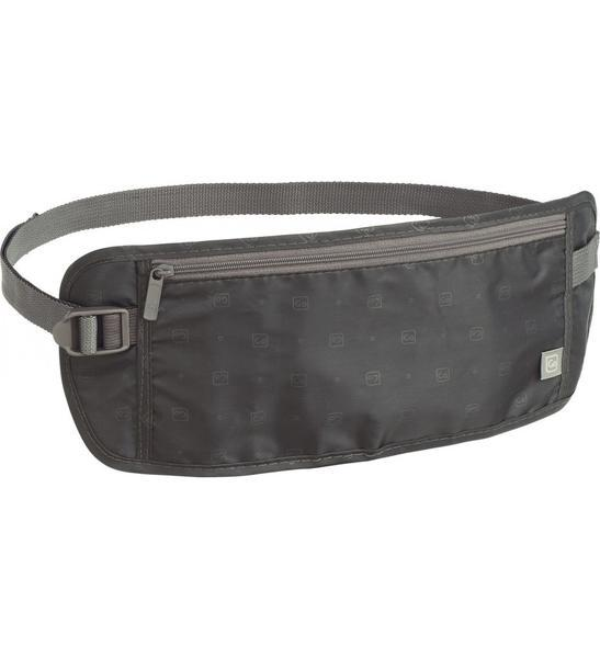 Go Travel Money Belt - Dark Grey
