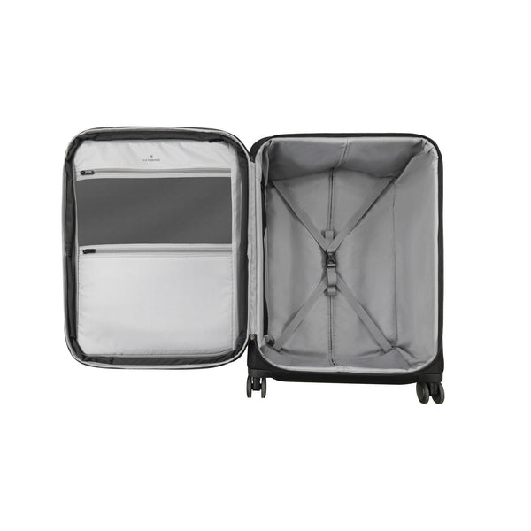 Victorinox Connex Large Softside Upright Spinner Luggage