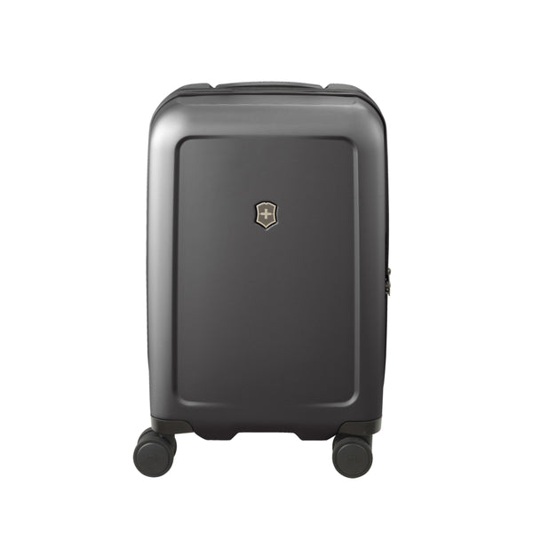 Victorinox Connex Hardside Frequent Flyer Carry On Spinner Luggage - Black