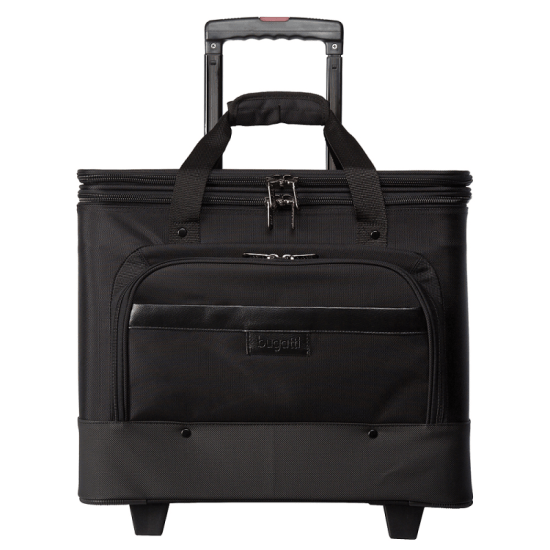 Bugatti Ballistic Litigation Rolling Case - Black