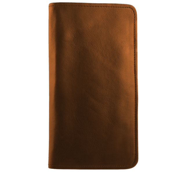 Bugatti Travel Document Organizer - Cognac