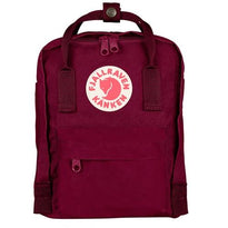 Fjallraven Kanken Mini Backpack - Plum