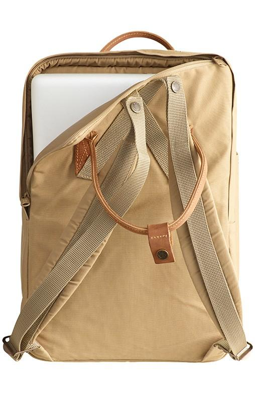 "Fjallraven Kanken No. 2 Laptop 15"" Backpack - Acorn"