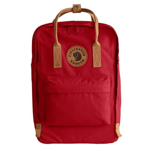 "Fjallraven Kanken No. 2 Laptop 15"" Backpack - Deep Red"