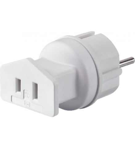 Go Travel US-Europe Adapter