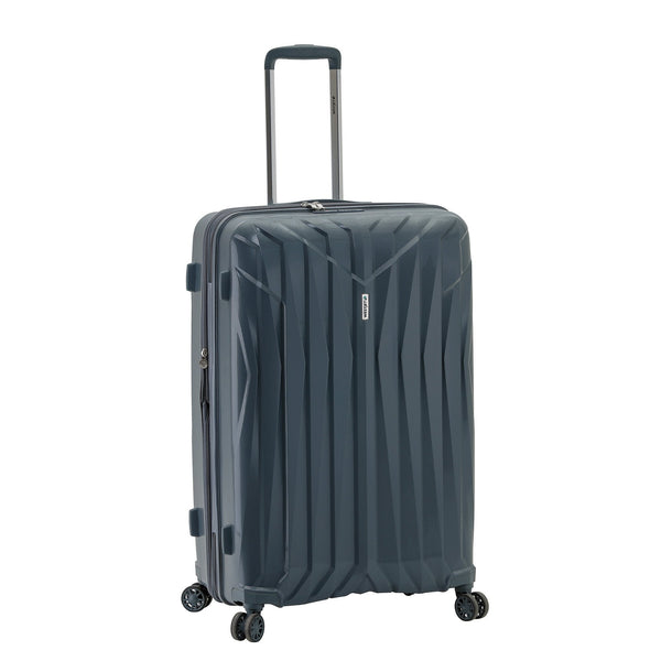 "WestJet Shuttle 28"" Expandable Spinner Luggage - Charcoal"