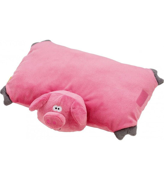 Go Travel Piggy Folding Pillow