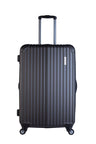 Trochi Knight 3 Piece Hardside Expandable Spinner Luggage Set