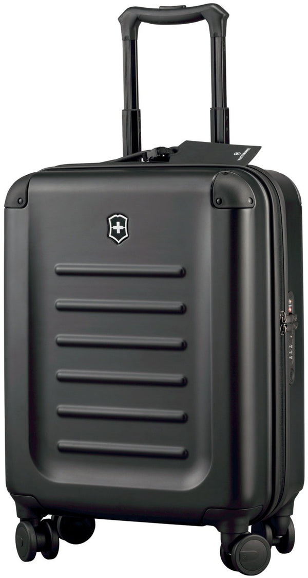 Victorinox Spectra 2.0 Global Carry On Upright Luggage - Black
