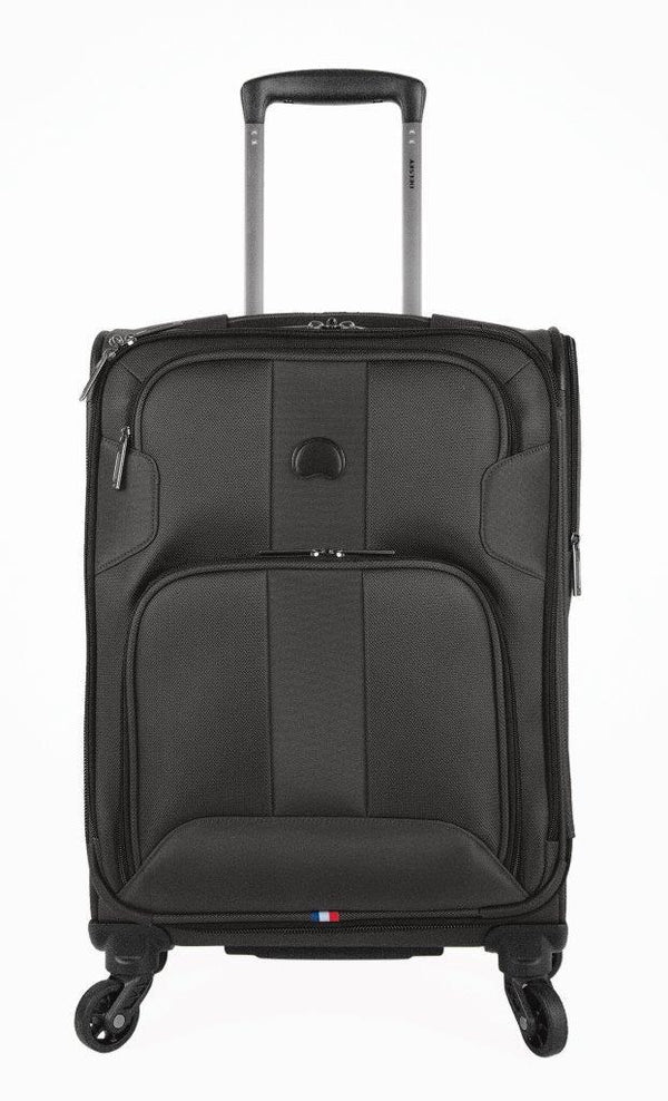Delsey Volume Max 6 Piece Expandable Spinner Trolley Set