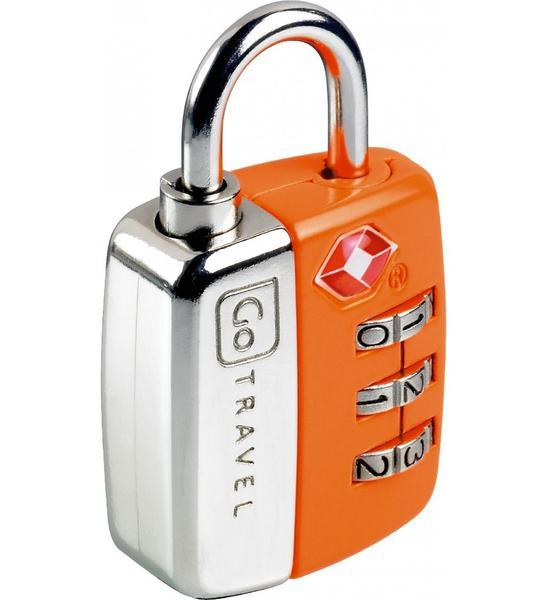 Go Travel Twin Travel Sentry TSA Combination Lock