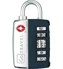 Go Travel My Date Lock TSA Combination Lock