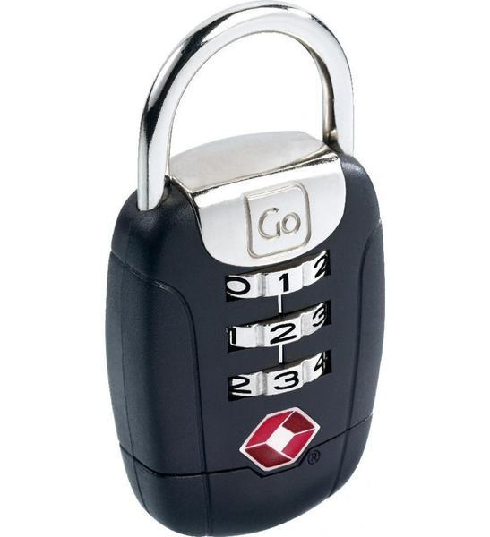 Go Travel Twist'n'Set Combination TSA Lock