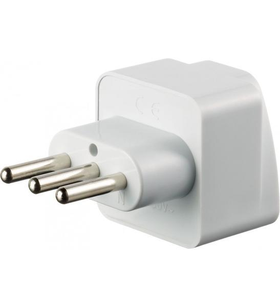 Go Travel North & South America to Italy Adapter