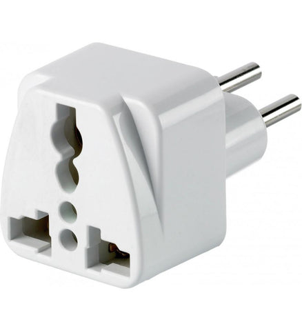 Go Travel Worldwide to Switzerland Travel Adapter