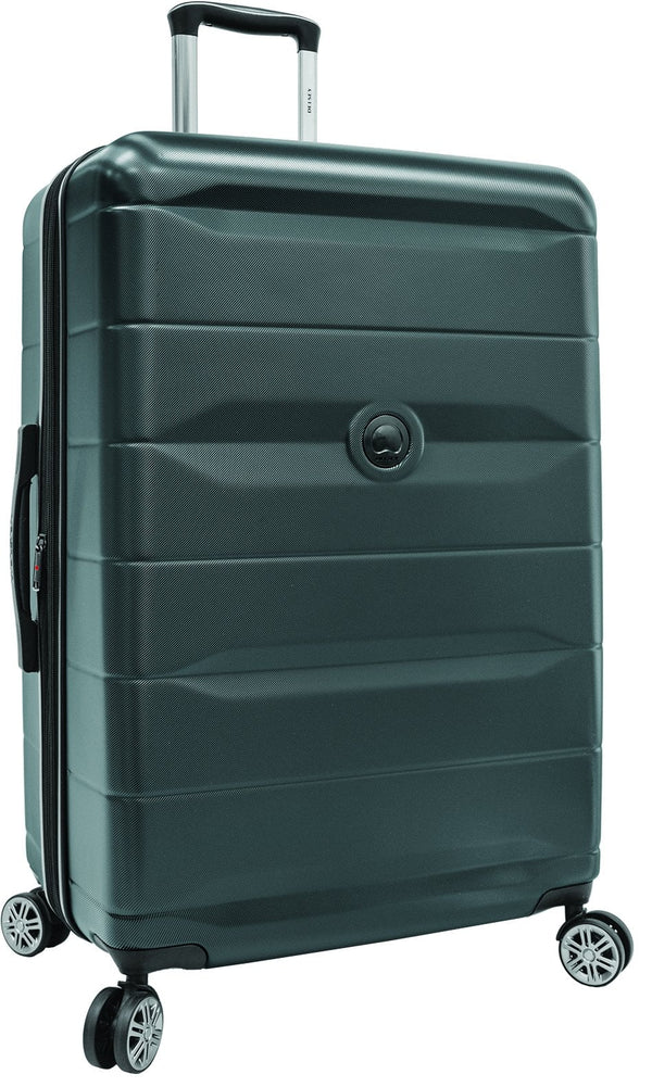 Delsey Comète 2.0 28 Inch Expandable Spinner Luggage - Charcoal